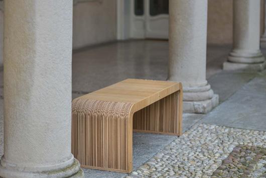 Diseño sostenible de Lessmore en designjunction 2014